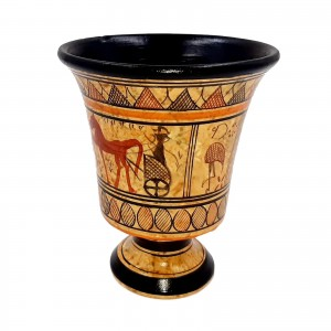 Κούπα του Πυθαγόρα 11cm,Γεωμετρική τέχνη