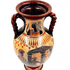 Αμφορέας του βυθού 36cm, Θησέας Μινώταυρος