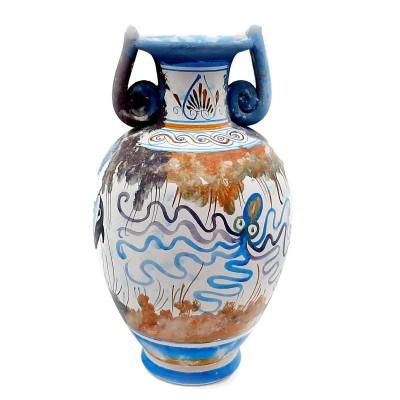 Κρητικός αμφορέας,Μινωική τέχνη, 22cm