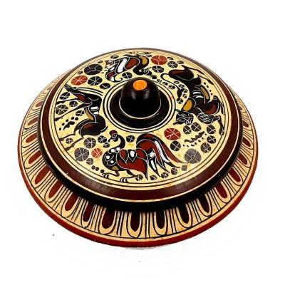 Μπιζουτιέρα 14cm Κορινθιακής τέχνης.